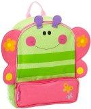 Stephen Joseph Girls 2-6X Sidekick Backpack, Butterfly, One Size