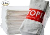Utopia Washcloths - 60-Pack, White