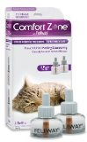 Comfort Zone w/ Feliway Double Refill (Diffuser and Spray sold separately)