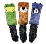 KONG Cat Cozie Kickeroo Catnip Toy (Assorted)