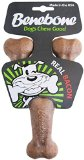 Benebone Bacon Flavored Wishbone Chew Toy