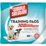 Simple Solutions Original Training Pads, 10-Pack