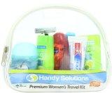 Handy Solutions Premium Women's Travel Kit