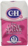 C & H Sugar Company Granulated Sugar, 4 lb