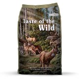 Taste of the Wild Tow Pine Forest Venison Dog Food, 14 lb