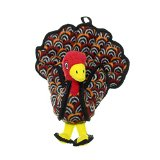 Tuffy Jr. Talulah Turkey Dog Toy