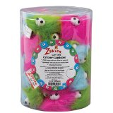 Zanies Critters Cat Toy Canister, 36-Pack