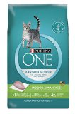 Purina ONE Dry Cat Food, Indoor Advantage, 7-Pound Bag, Pack of 1