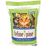 Feline Pine  Original Cat Litter, 7-Pound Bags