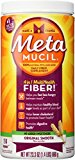 Metamucil Sugar Free Original Smooth Texture Powder - 114 Doses, 23.3ounces