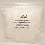 Bulk Menthol Crystals Organic