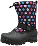 Northside Frosty Cold Weather Boot (Toddler/Little Kid/Big Kid), Pink/Blue, 5 M US Toddler