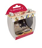 Marchioro Lanca 1 Universal Bowl for Pets, Small, Beige