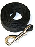 Coastal Pet Products DCP304Black Nylon Collar Lead for Pets, 3/8-Inch by 4-Feet, Black