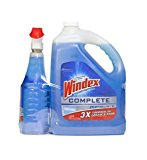 Windex Complete Glass & Multi-Surface Cleaner (128 oz. Refill + 32 oz. Trigger) (1)