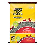 Purina Tidy Cats 24/7 Performance Non-Clumping Cat Litter, 20 Pound Bag
