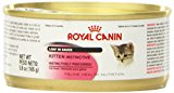 Royal Canin Feline Health Nutrition Kitten Instinctive Loaf in Sauce Canned Cat Food (24 Pack), 5.8 oz/One Size
