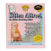 Precious Cat Dr. Elsey's Kitten Attract Clay and Natural Herbs Multi-Cat Training Cat Litter, 20 lb Box