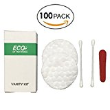 ECO Amenities Hotel Vanity Set, Individually Wrapped Paper Box, 100 Sets per Case