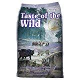 Taste of the Wild Dry Dog Food, Sierra Mountain with Lamb, 5 Pound Bag