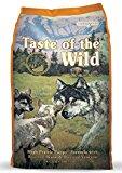 Taste of the Wild Grain-Free High Prairie Dry Dog Food for Puppy, 5-Pound Bag