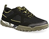 US Army Men's Sprawl Faux Leather and Mesh Sneaker, SPRAWL BLACK, Size 13