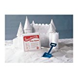 Sandtastik 25.-LB-BOX-REG Play Sand, White