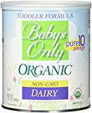 Baby's Only Organic Dairy Formula, 12.7 oz. (Packaging May Vary)