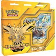 Pokemon TCG - Legendary Battle Deck - Zapdos