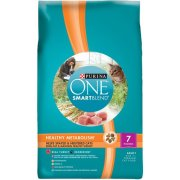 Purina ONE Healthy Metabolism Dry Cat Food, 7 lb