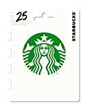 Starbucks Gift Card $25 - Packaging may vary