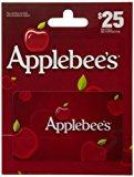 Applebee's Gift Card $25