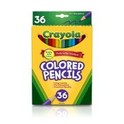 Crayola 36 Count Colored Pencils