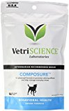VetriScience Laboratories Composure for Dogs, 60 Soft Chews