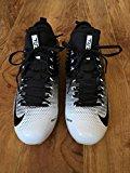 Nike Lunar Trout 2 Men Mike Baseball Cleats Black/White-8