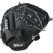 """Wilson Sporting Goods A360 32.5"""" Baseball Catcher's Right Hand Throw"""