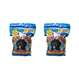 Charlee Bear Dog Treats Chicken Soup & Garden Veggie Flavor (2 Pack) 16 oz Each