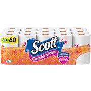 Scott Comfort Plus, 30 Double Rolls, Toilet Paper