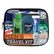 Men's Get Away 10 pc Travel Kit