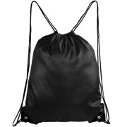 Mato & Hash Drawstring Bag Promotional Cinch bags - 10 Colors Available - Gym Drawstring Backpack