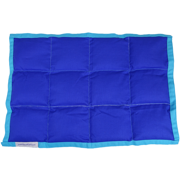SensaCalm Dazzling Blue w/ Scuba Blue - Weighted Lap Pad
