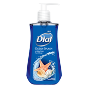 Dial Liquid Hand Soap, Ocean Splash, 7.5 Ounce