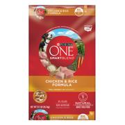 Purina ONE SmartBlend Natural Chicken & Rice Formula Adult Dry Dog Food - 31.1 lb. Bag