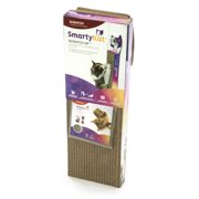 SmartyKat® Scratch Up™ Hanging Single Corrugate Cat Scratcher with Catnip