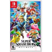 Super Smash Bros. Ultimate, Nintendo, Nintendo Switch, 045496593018 (Digital Download)