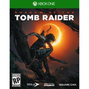 Shadow of Tomb Raider, Square Enix, Xbox One, 662248921310