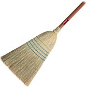 Rubbermaid Commercial, RCP638300BE, Warehouse Corn Broom, 1 Each, Blue