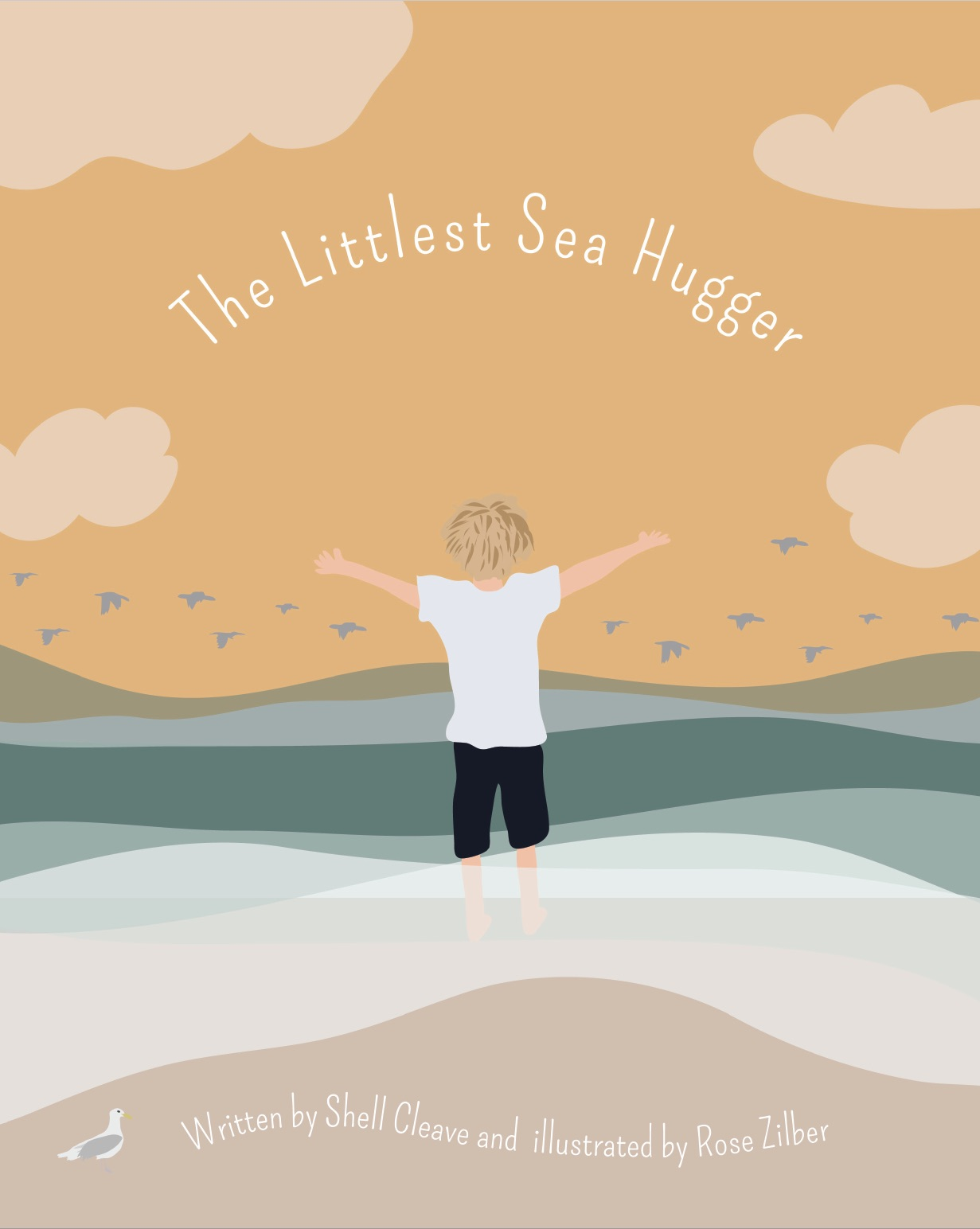 Give The Littlest Sea Hugger book to a classroom