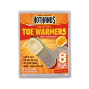 HotHands Toe Warmers Individually wrapped Packs(Fresh Stock Manufactured 2015)-12 Pairs
