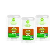 Stinkbug Naturals Travel Size Deodorant, Tea Tree, .5 Oz, 3 Pack